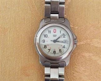 LADIES SWISS ARMY WATCH