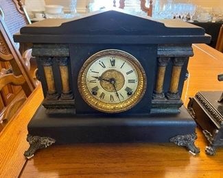 Sessions mantle clock.  Works!