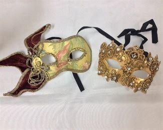 Masquerade Masks.