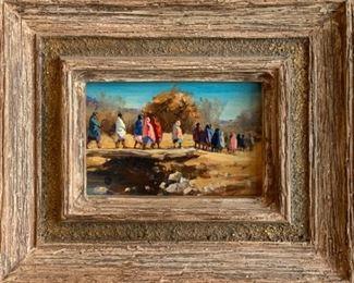 John Koenig 5x8 - $2,500