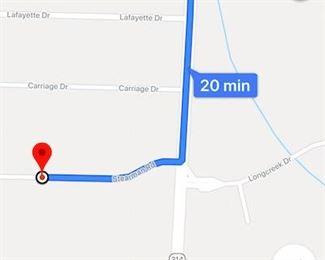 **IMPORTANT**  Please check your GPS and make sure Stearman Road is off of W. Fayetteville RD (314). Nearest cross street is Longcreek Drive/W. Fayetteviile Rd.