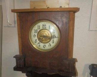 COLLECTION OF OLD CLOCKS