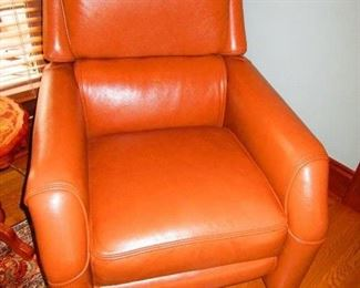 Leather Recliner  $650