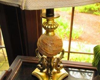 Decorative Table Lamp $55