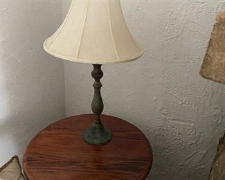 End table 20 Lamp 20