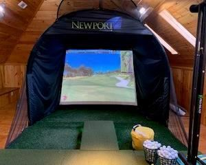Trugolf Newport Golf Simulator