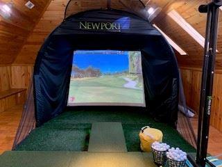 Trugolf Newport Golf Simulator