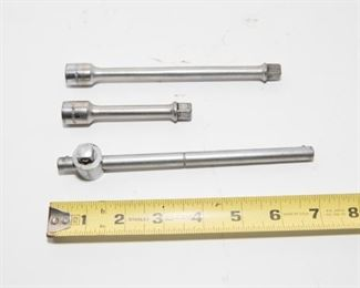 T31	Speed Master 3/8 Extensions Set of 3	         $19.95
