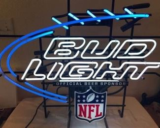Bud Light Sign https://ctbids.com/#!/description/share/403078