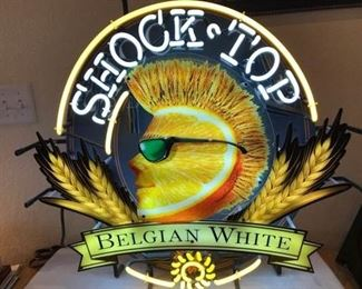 Shock Top Sign https://ctbids.com/#!/description/share/403141