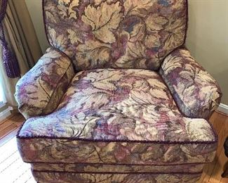 """Pair of arm chairs in excellent condition.  35""""x38""""x40"""" -  Price for set $950"""