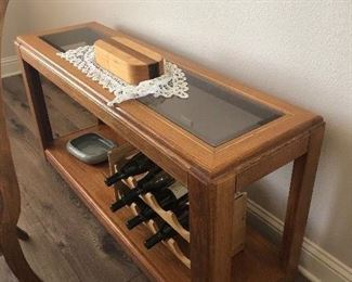 Sofa Table $90.00