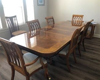 Dining room table $599.00