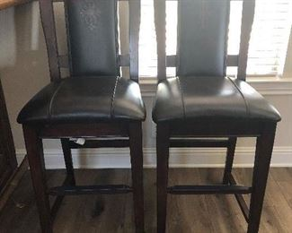 two bar stools $80.00 each