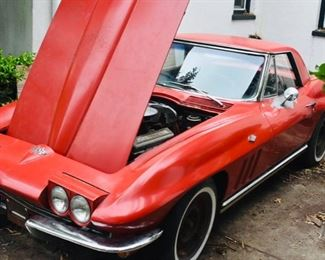 1965 Corvette StingRay Convertible