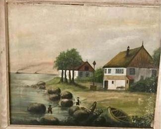 Artwork dated 1909 https://ctbids.com/#!/description/share/405091