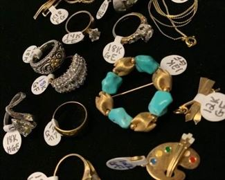 Gold Filled Jewelry and More https://ctbids.com/#!/description/share/405152