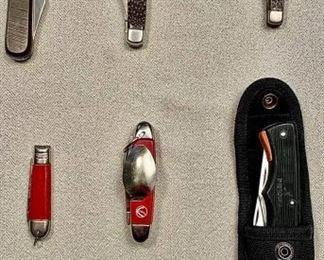 Lot of 6 assorted folding knives from Irelandhttps://ctbids.com/#!/description/share/405016