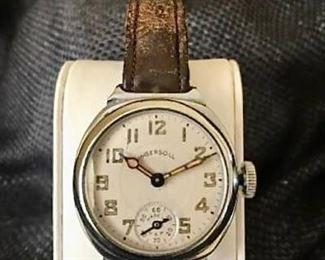 Vintage Men's Ingersoll Watch-Military Style https://ctbids.com/#!/description/share/405081