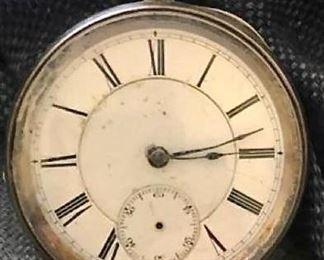 Pocket Watch For Parts https://ctbids.com/#!/description/share/405084