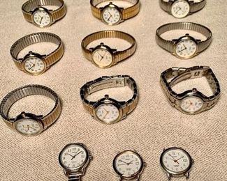 Timex Professional Ladies Watches https://ctbids.com/#!/description/share/405048