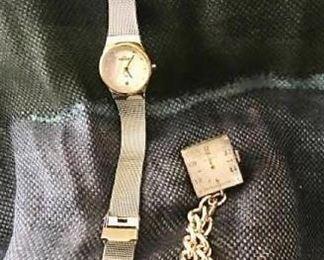 Belforte Skeleton Watch and Skagen Watch https://ctbids.com/#!/description/share/405083