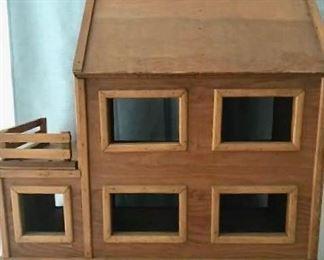 Craftsman Style Vintage Doll House https://ctbids.com/#!/description/share/405100