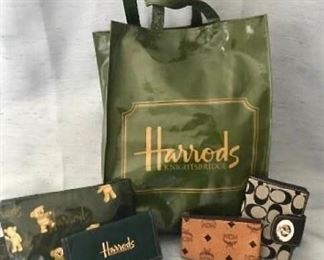 Harrods, Coach and MCM https://ctbids.com/#!/description/share/405078