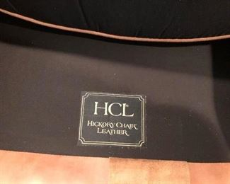 Hickory Chair Leather