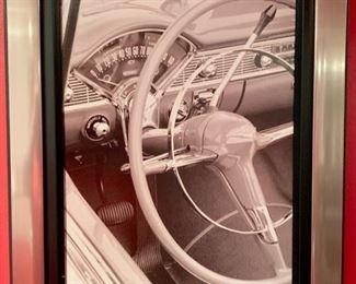 Photo of Vintage Car Steering Wheel $40