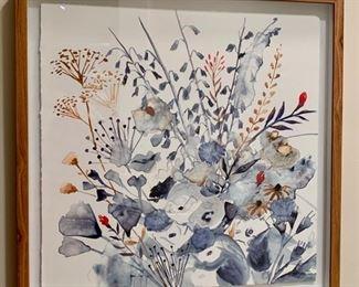 Floral Art (24'' x 24'') $ 30.00