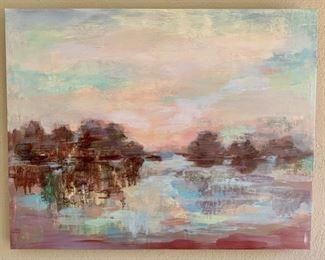 106. Canvas Art (28'' x 22'') $ 20.00