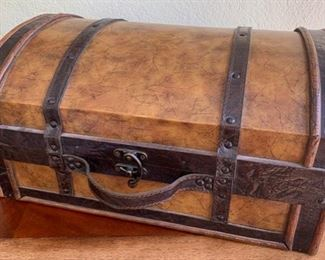 92. Wrought Iron Wood Container (22'' x 17'' x 21'') $ 30.00