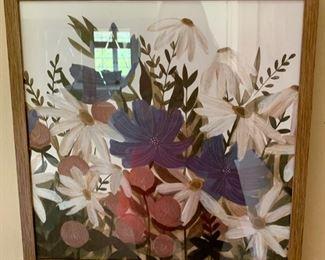 Floral Art $30