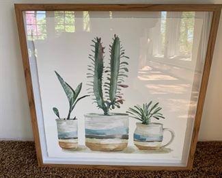 Cactus Art $30