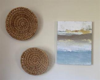 98. Canvas Art (22'' x 27'') $ 20.00