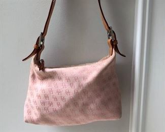 213. Dooney Burke Handbag $ 10.00