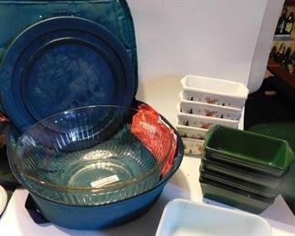 Baking Pan Lot