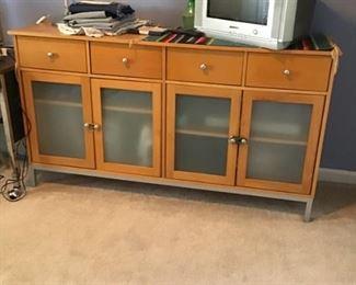 storage cabinet-SOLD