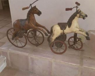 Tricycle Antiques