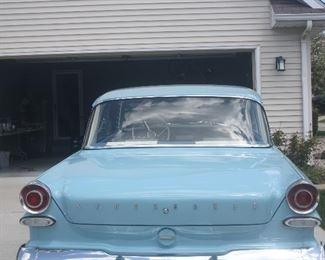 1962 STUDEBAKER LARK DAYTONA .VN 62ST9463 ~ MILES 53,200, TOTALLY REFURBISHED ~ BUY IT NOW $25,500