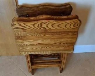 Snack Tables $ 25.00
