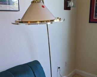 Floor Lamp $20