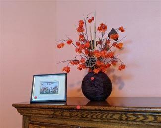 Vase $15  picture $5.00