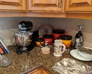 Kitchen aid mixer has sold