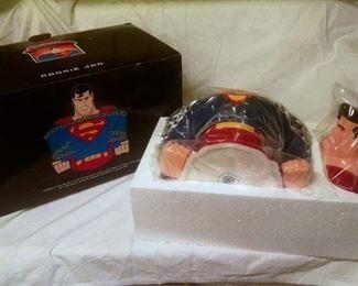 Superman. - new in box.     $60