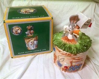 Bugs Bunny new in box.    $40