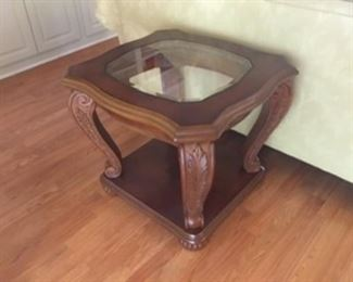 One of side table - all very good condition