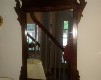 LOVE this mirror and it's such a great size.