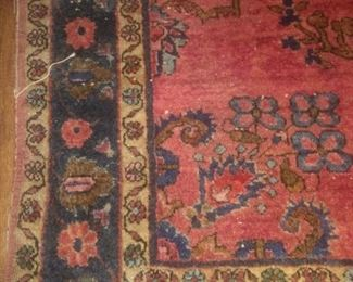There are a couple of these rugs!